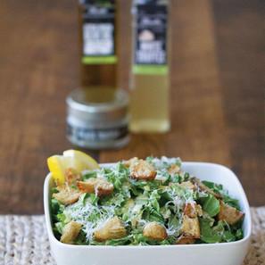 Truffled Caesar Salad Dressing