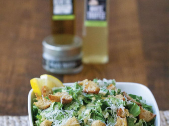 Truffled Caesar Salad Dressing