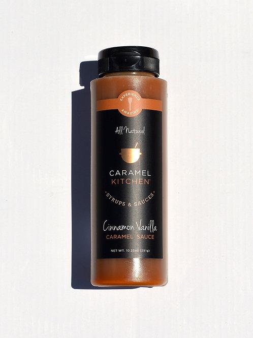 Cinnamon Vanilla Caramel Sauce