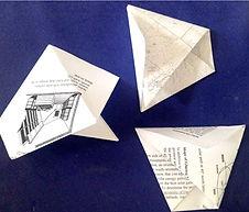 folded seed packets_sachets de semences
