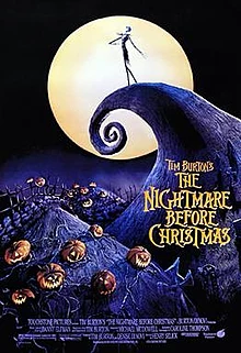 The nightmare before Christmas.webp