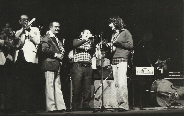In 1978 in São Paulo, Brazil