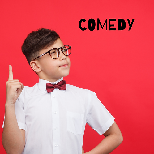 COMEDY for BEGINERS  is not a Joke!