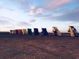 Pride Month Cadillac Ranch 2