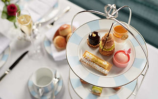 Irleand Luxury Travel Westbury Hotel Dublin Afternoon Tea