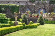 Gothic_Stone_Terrace_Glin_Castle_Garden.