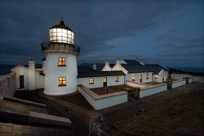Stay in an Irish Lighthouse, Luxury Lighthouse Ireland