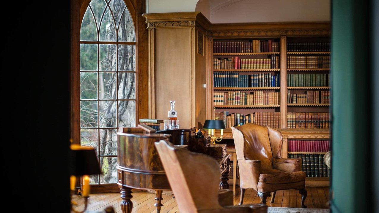 Luttrellstown Castle Resort Library.jpg