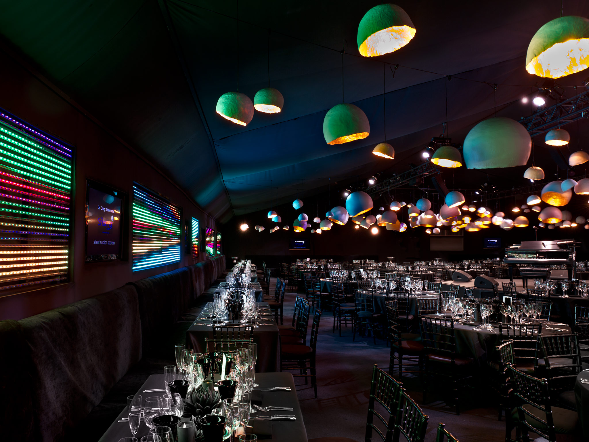 Dublin Event Company Lighting