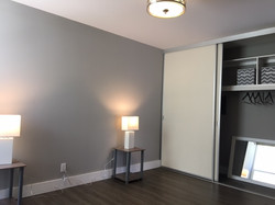 Large Bedroom and Closets