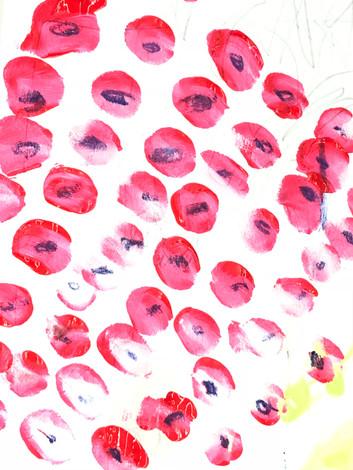 pitter patter petals