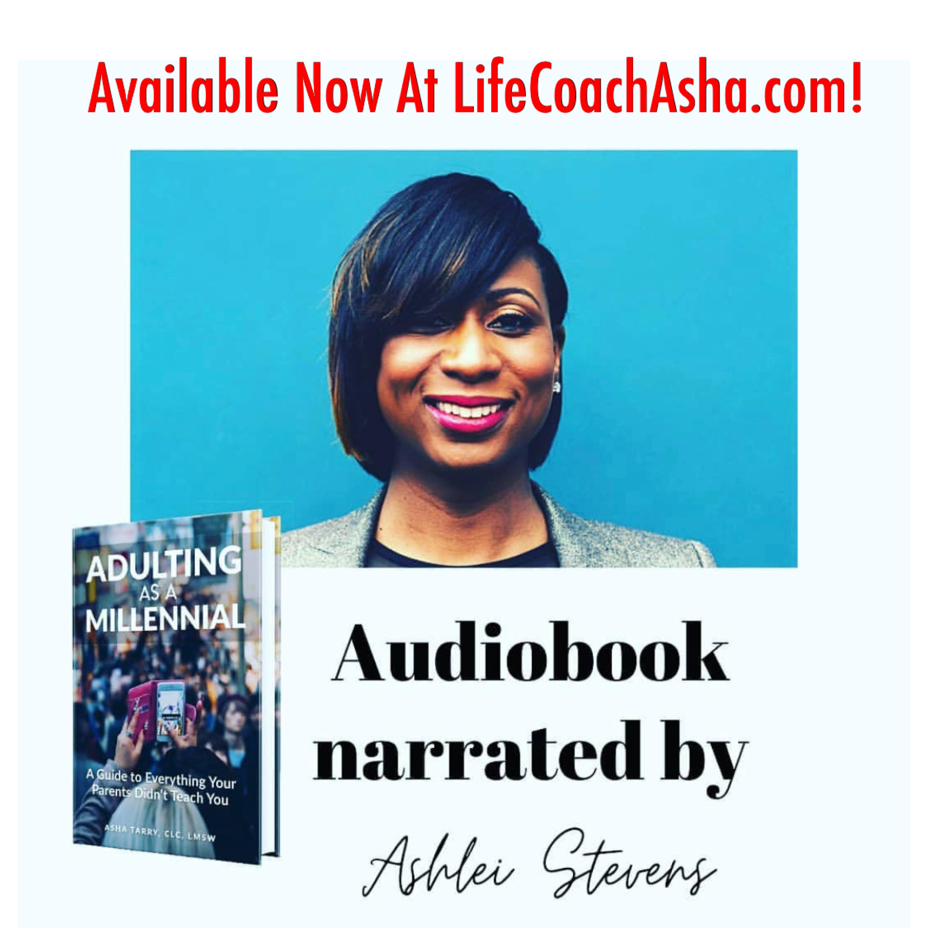 AudioBook Promo -Available Now
