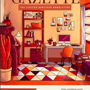 Gardner Gazette Front Cover