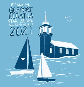 Gosport Regatta 2021 Logo