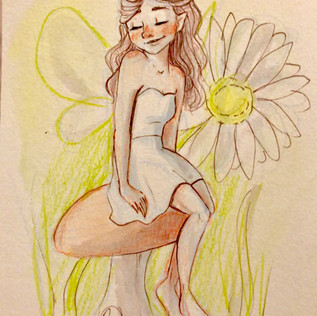 Flower Fairy For Fiona