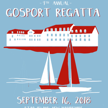 Gosport Regatta 2018 Logo