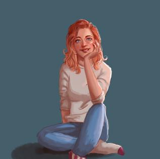 Self-Portrait, 24