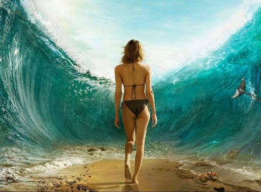 Beneficios del mar para nuestro cabello