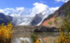 Midui Glacier, Tibet