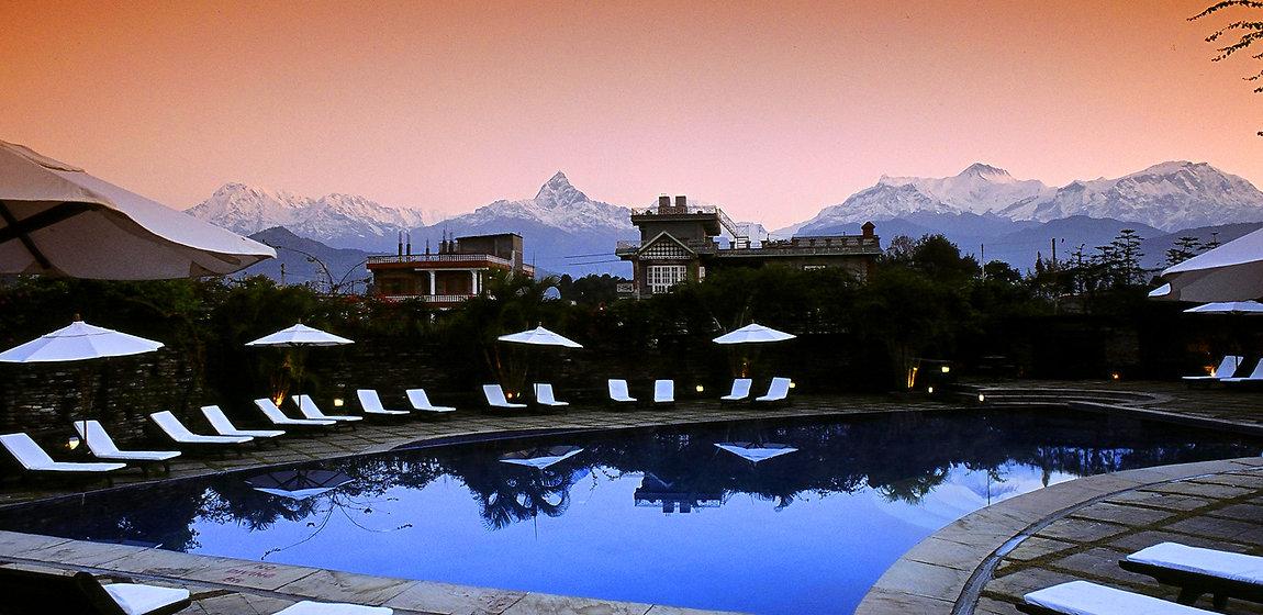 Shangri la village resort pokhara