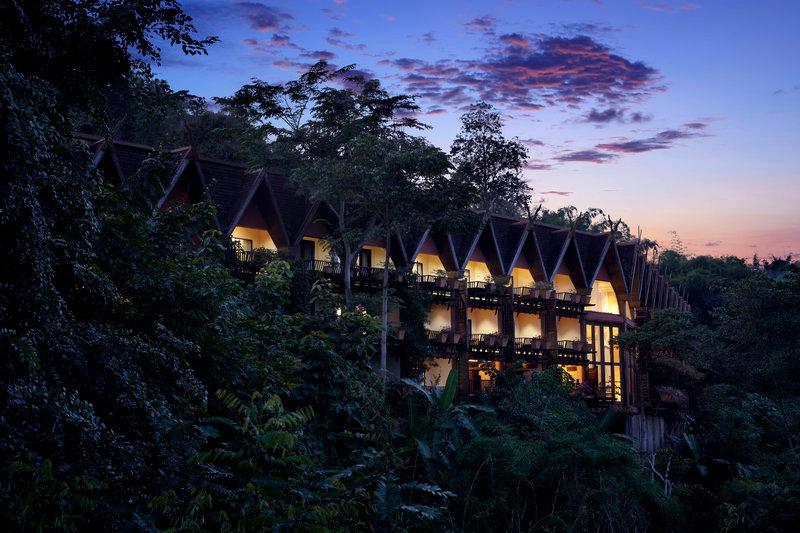 Anantara Golden Triangle Resort & Spa, Chiang Rai, Thailand