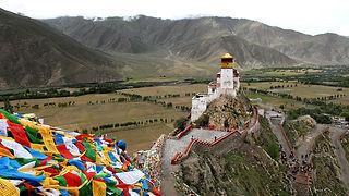 Nepal, Tibet, Bhutan
