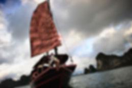 Sail in vietnam & cambodia