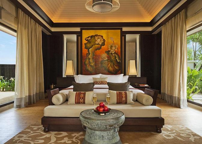 banyan tree lang co villa