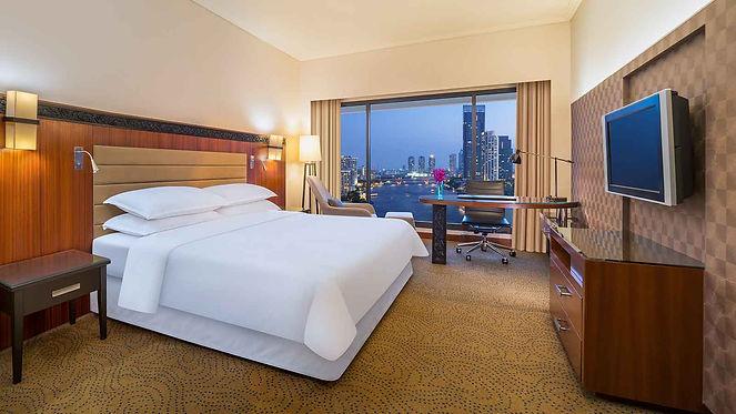 Royal Orchid Sheraton Hotel & Towers, Bangkok, Thailand