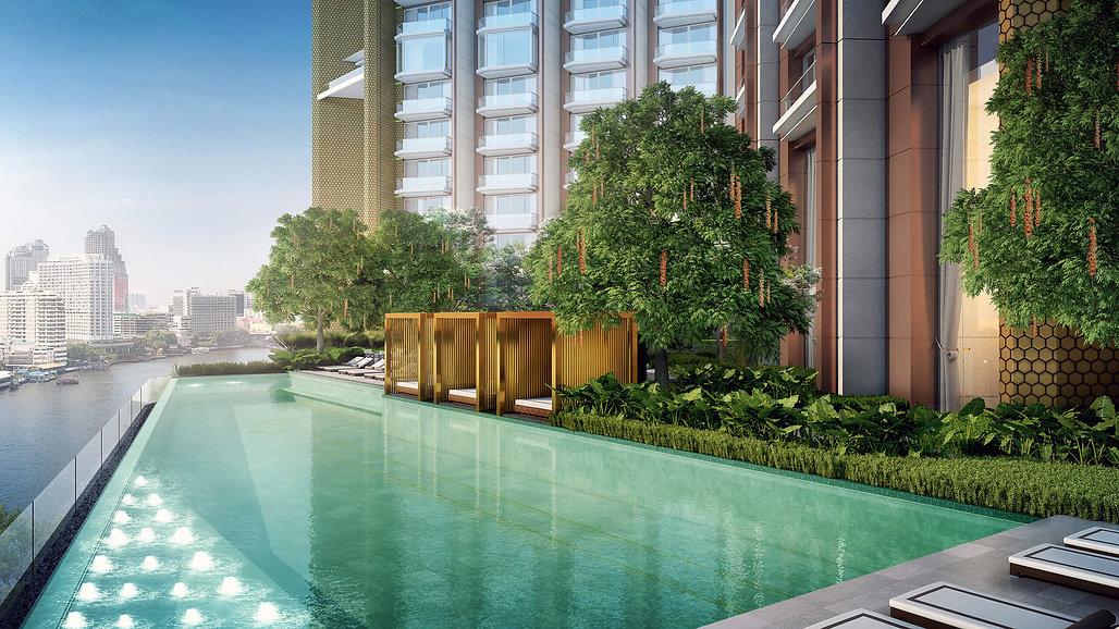 Mandarin Oriental, Bangkok