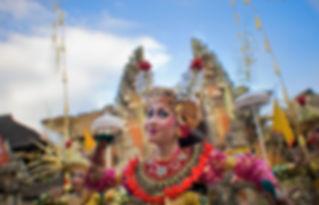 Balinese Dancers Ubud Bali