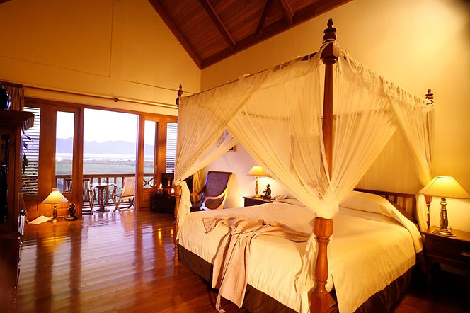 Inle lake view resort myanmar