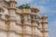 India in the lap of luxury