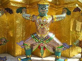 Bangkok tapınak