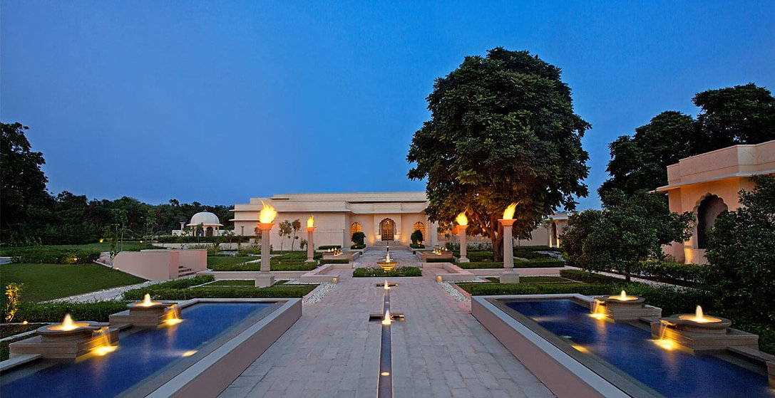 The Oberoi Sukhvilas