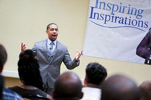 Nathan Cook Inspiring Inspirations motivation speaker