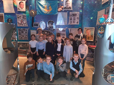 Экскурсия в музей космической биологии и медицины