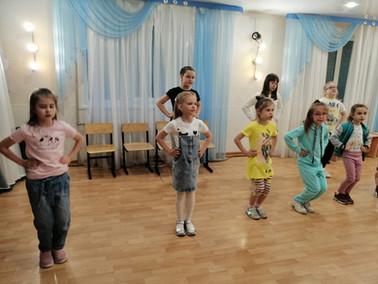Танцевальная студия. Спортивно-бальные танцы