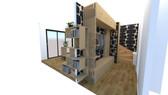 Realisation 3D Meuble avec rendu réaliste, ID-KOA La Rochelle