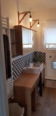 Aménagement intérieur salle de bain, ID-KOA La Rochelle