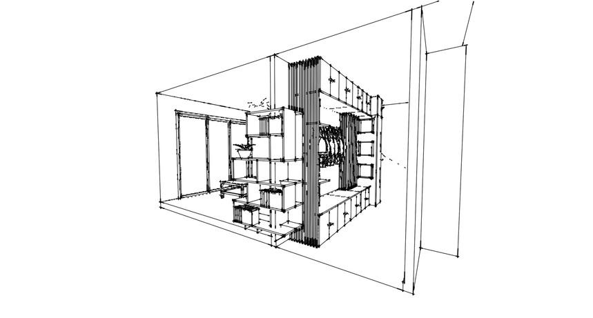 Création de mobilier sur mesure, ID-KOA