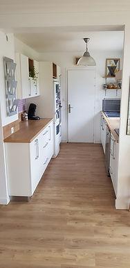 Amenagement interieur de cuisine : ID-KOA Designer d'espace La Rochelle