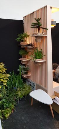 Designer Espace Mobilier Végétal