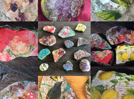 Wrapped Rocks of the Rockies are here!