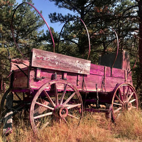 The Wagon at Heil Ranch