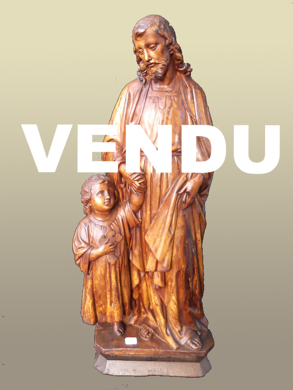 Saint Joseph et l'Enfant