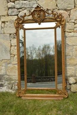 """""""Miroir à Parecloses XIX ème"""""""