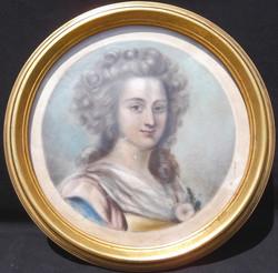 Pastel : portrait