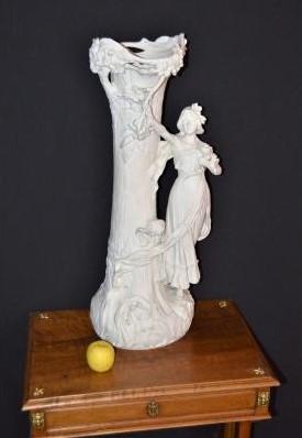"""""""Grand Vase Art Nouveau Royal Dux Bohémia"""""""