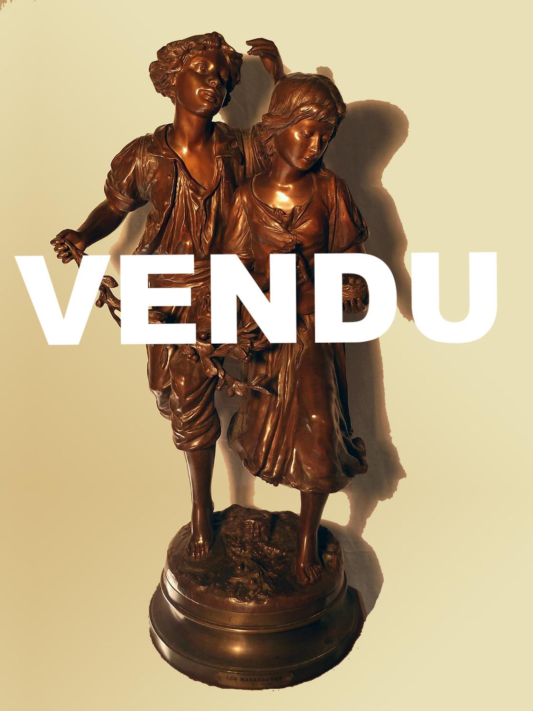 Bronze : Les Maraudeurs, Bertin